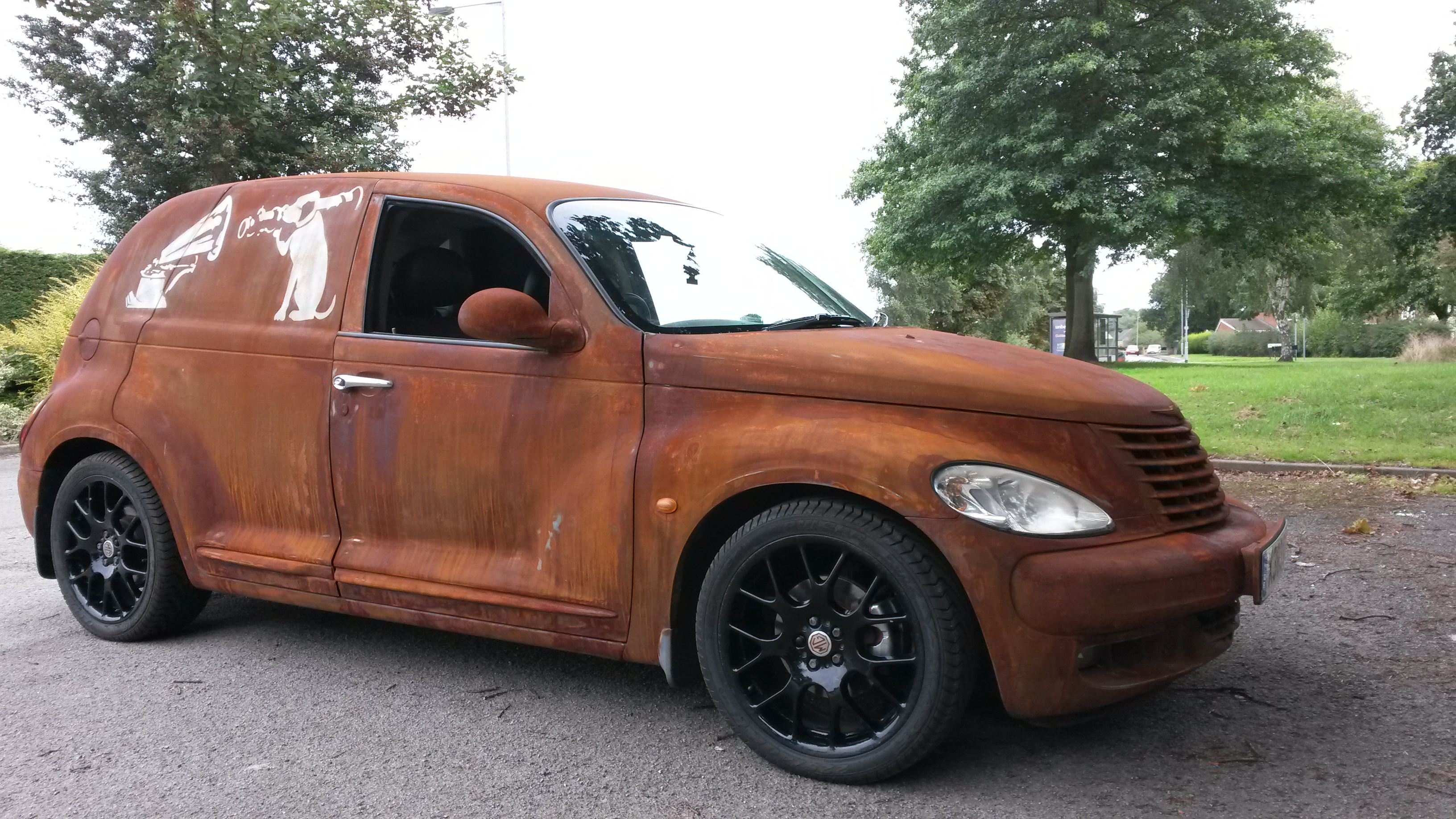 chrysler pt cruiser touring edition customized cool pt cruisers pinterest cars. Black Bedroom Furniture Sets. Home Design Ideas